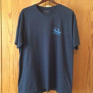 Eddie Bauer T-shirt.